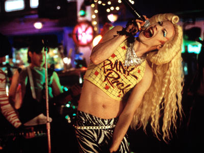 Hedwig and the Angry Inch, John Cameron Mitchell | The things people do for love. After Hansel (Mitchell) falls in love, he plans to leave communist East Germany for the West to marry his…