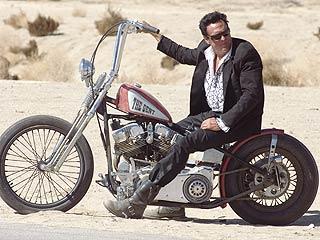 Michael Madsen, Hell Ride