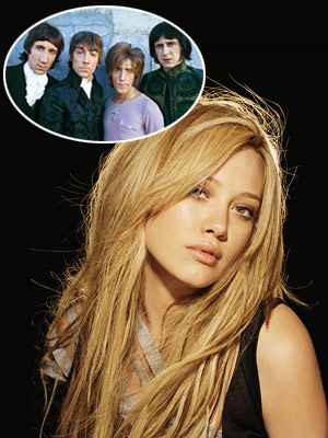 The Who, Hilary Duff | No question — Hilary Duff's atrocious cover of ''My Generation'' [originally performed by the Who, inset]. It's not just the fact that she really can't…