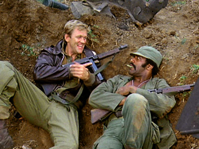 Bo Svenson, Fred Williamson, ...