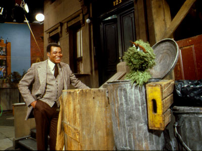 James Earl Jones, Sesame Street | JAMES EARL JONES His skit lasted only seconds, but remember that old adage about how a good actor can make the phone book riveting? Jones,…