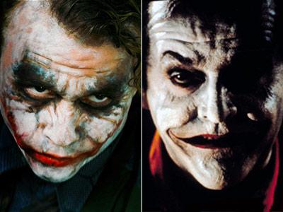Heath Ledger, Jack Nicholson, ...