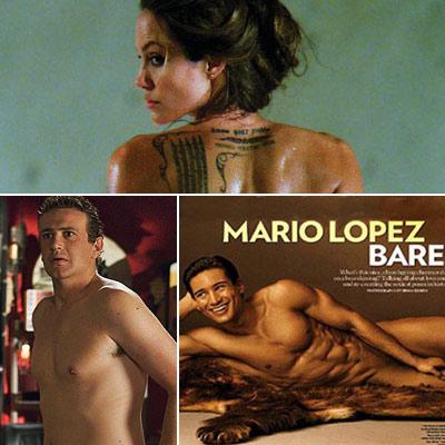 Jason Segel, Mario Lopez, ...