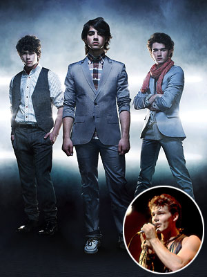 A-Ha, Jonas Brothers | The first song that comes to mind is the Jonas Brothers version of a-ha's ''Take On Me.'' I only heard it because they ''sang'' it…