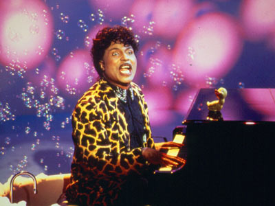 Little Richard, Sesame Street | LITTLE RICHARD Sitting in a bathtub, Little Richard plays a funky ode to rubber duckie on the piano, with backup from a sax-playing monster. WATCH…