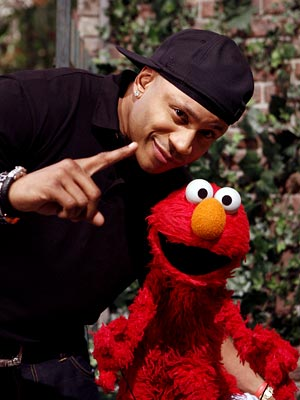 LL Cool J, Sesame Street | LL COOL J The rapper goes with Elmo on an Addition Expedition around Sesame Street. ''Add 'em up'' went the refrain. Various monsters were throwing…