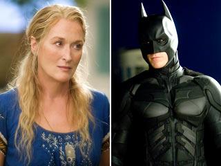 Meryl Streep, Christian Bale, ...
