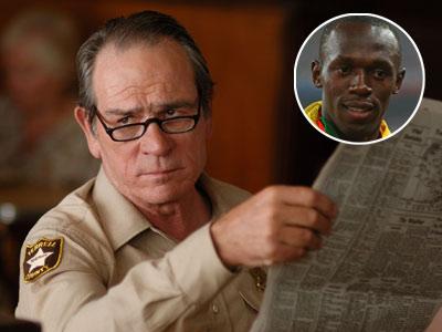 Usain Bolt, Tommy Lee Jones, ...