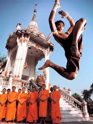 Tony Jaa, Ong-Bak: The Thai Warrior