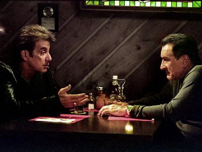 Al Pacino, Robert De Niro, ...