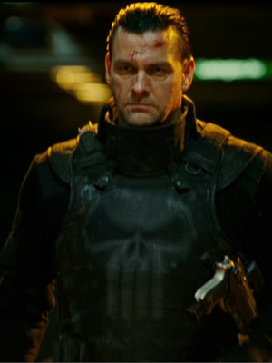 Ray Stevenson, Punisher: War Zone