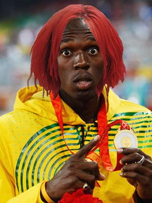 Usain Bolt, Run Lola Run