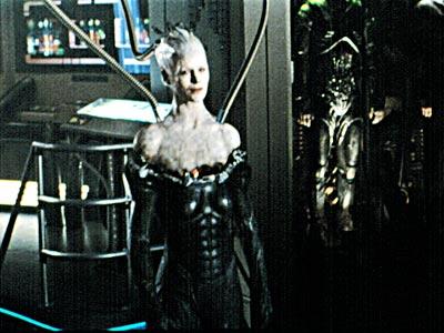 Alice Krige, Star Trek: First Contact