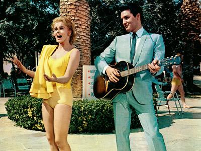 Ann-Margret, Elvis Presley, ...