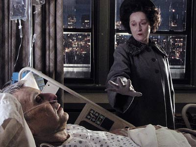 Angels in America, Al Pacino, ... | During the dark, early days of the AIDS epidemic, various New Yorkers — among them, an AIDS patient (Justin Kirk) whose boyfriend (Ben Shenkman) has…
