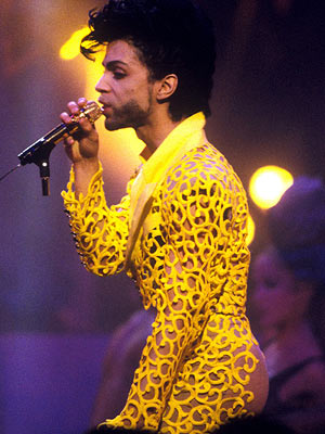 Prince | The Good PRINCE (1991) Merely a tease to what would come with his phallic strumming at the 2007 Super Bowl, Prince's cheeky performance made parents…