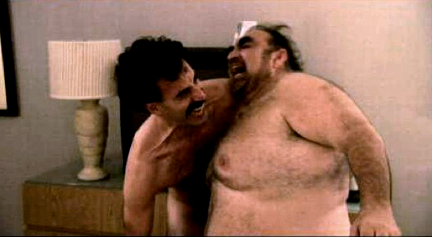 Borat: Cultural Learnings of America for Make Benefit Glorious Nation of Kazakhstan, Sacha Baron Cohen | in Borat (2006) It's not like watching Viggo Mortensen fighting in his birthday suit in Eastern Promises . Proving once and for all that not…