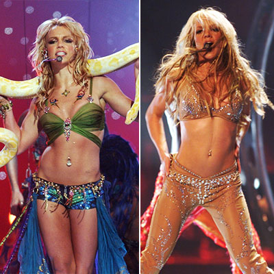 Britney Spears   The Good BRITNEY SPEARS (2000 and 2001) With little more than a Rolling Stones song dripping from her lips and a handful of diamonds sprinkled…