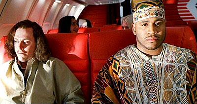 LL Cool J, Charlie's Angels