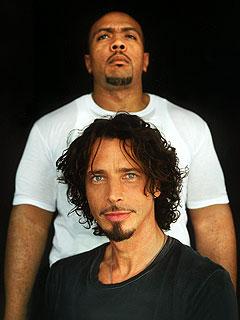Timbaland, Chris Cornell