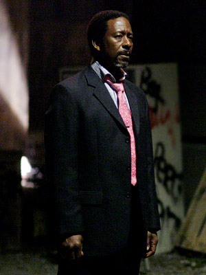 Clarke Peters, The Wire