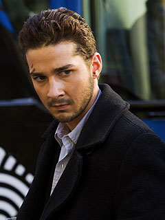 Eagle Eye, Shia LaBeouf