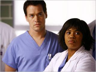 Grey's Anatomy, Chandra Wilson, ...