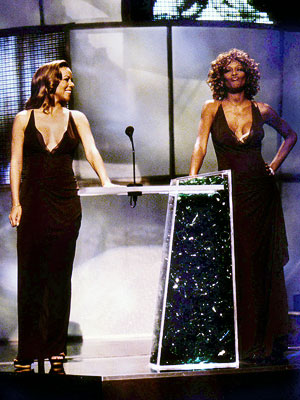 Mariah Carey, Whitney Houston   The Good WHITNEY HOUSTON and MARIAH CAREY (1998) Instead of really giving the audience what they wanted — a titillating catfight leaving weave tracks and…