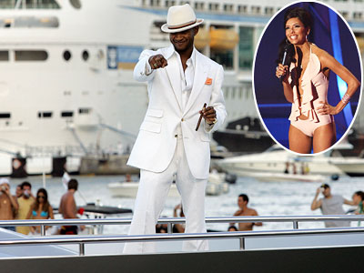 Usher   The Bad MIAMI (2004 and 2005) Remember those two years when MTV relocated the cosmopolitan Video Music Awards to the beaches of Miami after hosting…