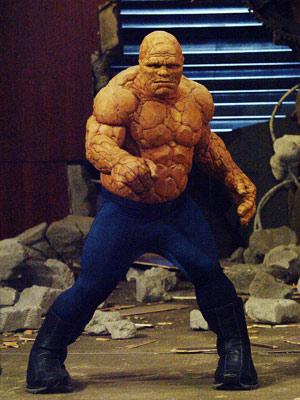 Michael Chiklis, Fantastic Four