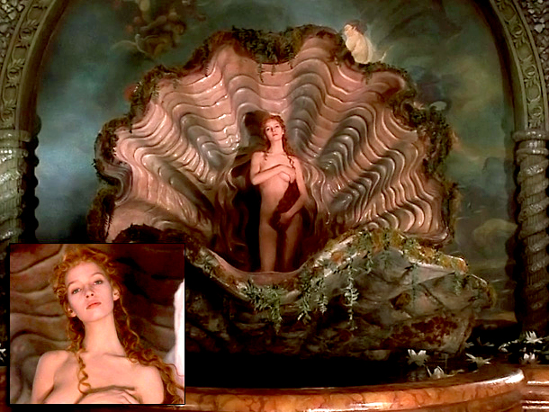 Uma Thurman, The Adventures of Baron Munchausen | in The Adventures of Baron Munchausen (1989) Uma Thurman became a star with her first nude scene — jaws dropped when the 18-year-old ingenue took…