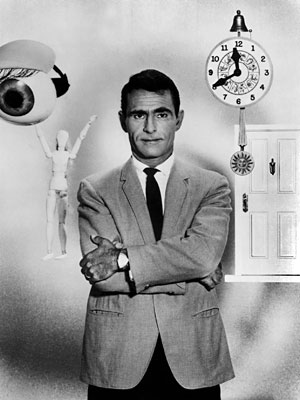 Twilight Zone, Rod Serling | Its very title has entered our lexicon as a metaphor for eerie ambiguity. Which is only fitting, given that its creator, Rod Serling, embodied myriad…