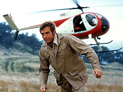 Lee Majors, The Six Million Dollar Man | ''Steve Austin, astronaut. A man barely alive. Gentlemen, we can rebuild him. We have the technology. We have the capability to build the world's first…