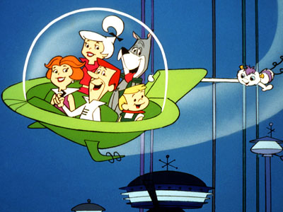 The Jetsons | Say what you will about this animated sitcom — yes, it's a dimwitted look at a schlub's life in a ''world of tomorrow'' that's essentially…