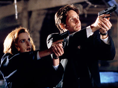 The X-Files, David Duchovny, ... | X IS FOR X-FILES, THE Given the hit show's monster-of-the-week nature, it was only a matter of time before Mulder and Scully wanted to believe…
