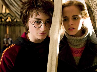 Emma Watson, Daniel Radcliffe, ...