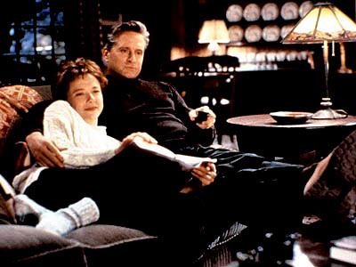 Annette Bening, Michael Douglas, ... | Played by: Michael Douglas Andrew Shepherd isn't just a White House widower; he's also the world's most eligible bachelor. In the 1995 movie, Michael Douglas…