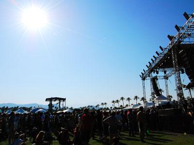 The Coachella Music and Arts Festival