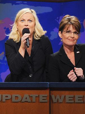 Amy Poehler, Sarah Palin