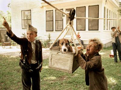 Frankie Muniz, My Dog Skip