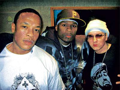 Dr. Dre, 50 Cent, ...