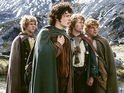 The Lord of the Rings: The Fellowship of the Ring, Billy Boyd, ... | Bringing a cherished book to the big screen? No sweat. Peter Jackson's trilogy — or, as we like to call it, our preciousssss — exerted…