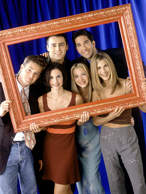 Lisa Kudrow, Matt LeBlanc, ... | I've never seen an episode of FRIENDS ...which I would probably love, yet I just don't care enough to go back and start from the…