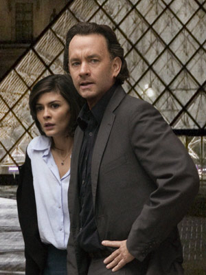 The Da Vinci Code, Audrey Tautou, ... | THE DA VINCI CODE . Both the book and the movie and anything else related to it. I just couldn't stand all the hype a…