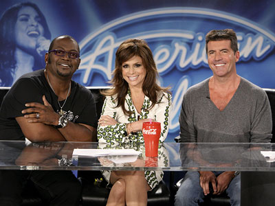 American Idol, Paula Abdul, ... | I refuse to watch any reality TV, no matter how popular it may ( AMERICAN IDOL , Survivor ) or may not be ( The…