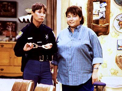 Roseanne Barr, Laurie Metcalf, ...