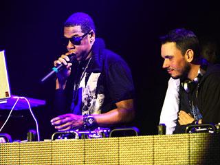 Adam Goldstein, Jay-Z