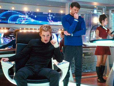Star Trek, Chris Pine, ...