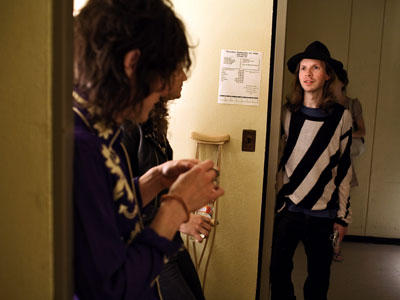 Beck, MGMT | ''We're really grateful Beck has taken us on the road with him,'' says Goldwasser. ?