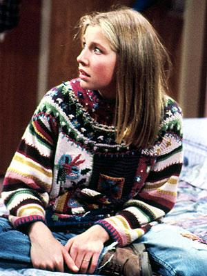 Sarah Chalke, Roseanne